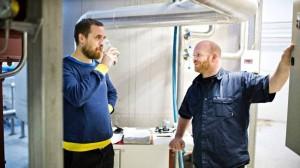 Manker Beer Meets – Inför SBWF 2012 – Mike Murphy / Lervig Aktiebryggeri