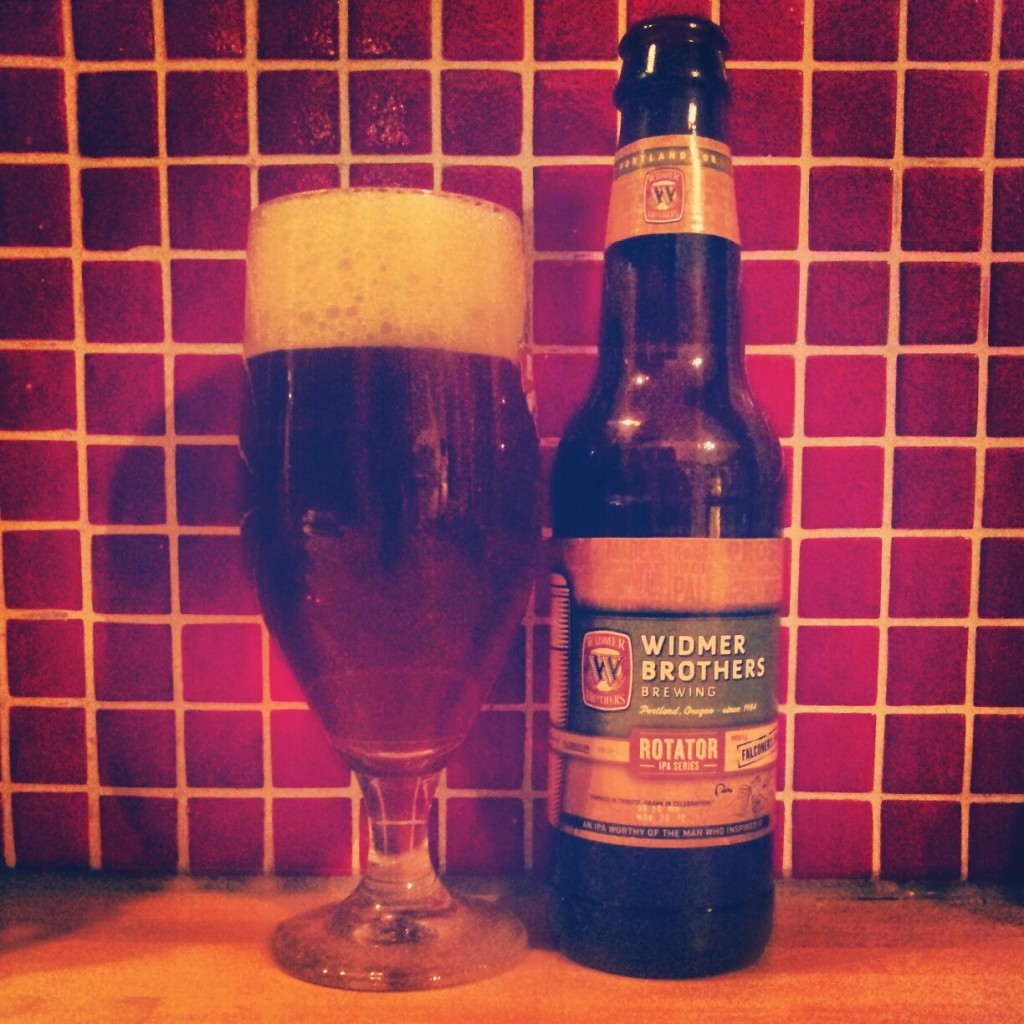 Widmer Brothers Rotator Series Falconers IPA