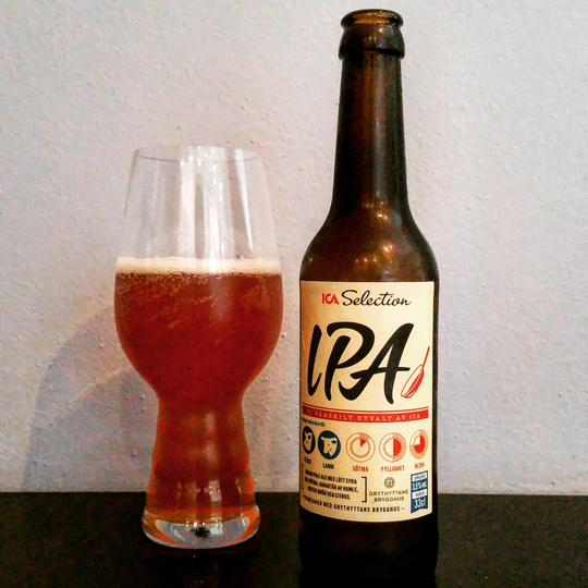 Grythyttan ICA Selection IPA