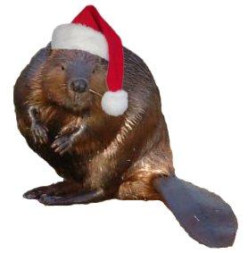 santa-beaver