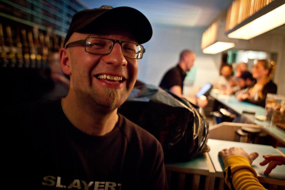 HAppy Ivan At Mikkeller Bar Stefansgade
